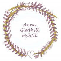 Anne Gledhill-Myhill Logo
